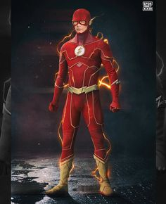 Shrink your URLs and get paid! Flash Characters, Superhero Characters, Superhero Suits, Superhero Cosplay, Rougue One, Memes Top, Flash Cosplay, Iron Man Poster, Flash Drawing