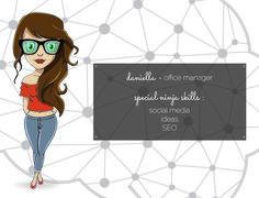 Daniella - Office Manager