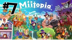 Developing the Team! || Miitopia Blind-Ish Let's Play #7