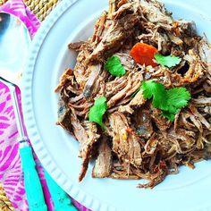 BBQ shredded beef whole30 recipes insta