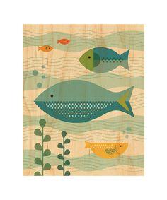 Fish Wall Art