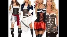 ☆Disfraz de pirata Mujer☆ Disfraces originales, baratos y caseros;)