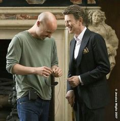 Bowie and Moby