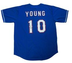 Michael Young Texas Rangers Authentic Jerseys