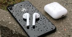 AirPods are wireless earbuds. AirPods wireless device can connect with your iPhone, Watch, iPad, and Mac via Bluetooth. It is the device which has so many features and sensors in a small body. That's why, Apple calls it magical. Iphone 7 Plus, Iphone 8, Iphone Cases, Airpods Apple, Apple Inc, Black Apple, Ipod, Iphone Apple Watch, Apple Launch