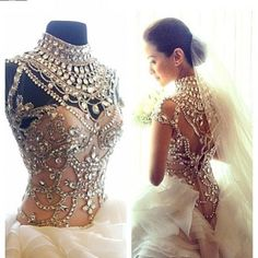 Wow this is stunning.....Maricar Reyes' Wedding Gown by Francis Libiran.