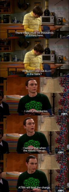I don't trust banks either // funny pictures - funny photos - funny images - funny pics - funny quotes - #lol #humor #funnypictures