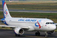 Utal Airlines http://jamaero.com/airlines/Airline-Uralskie_avialinii_Ural_Airlines-Rossiya