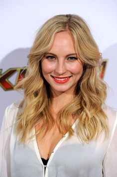 Candice Rene Accola (born May is an American actress, singer and songwriter, known for portraying the role of Caroline Forbes on The CW's hit show, The Vampire Diaries. Ashley Benson Hair, Medium Hair Styles, Long Hair Styles, Candice King, Remy Hair Wigs, Hair Color And Cut, Hair Colour, Caroline Forbes, Candice Accola