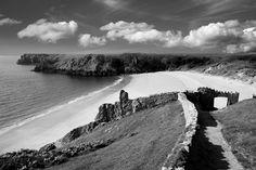 Barafundle... the world's best beach-David Wilson Photography
