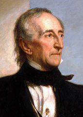 10th American President John Tyler