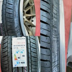 #new #shoes #japanracing #wheels #jr11 10.5/18 #nankang #tirestretch 245/35/18 #leipzig #germany