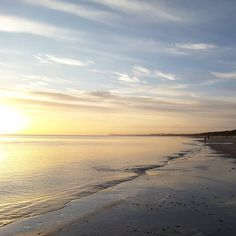 Die Sonne geht auf vor #Usedom! #Urlaub #Familie #Erholung