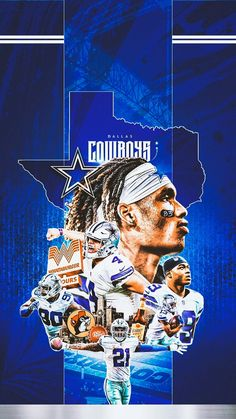 Dallas Cowboys Rings, Dallas Cowboys Players, Cowboys Football, Dallas Cowboys Wallpaper, Dak Prescott, Sports Art, Radios, Legends, America