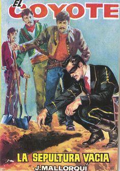 La sepultura vacía. Ed. Cid, 1962 (Col. El Coyote ; 86)