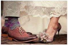 Fun Shoe Clips - Etsy: Desert Blooms / Photography by Louise Stidham - well now I wanna get Joe some awesome socks!!!! Love this picture