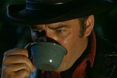 The Virginian coffee time