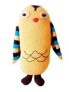 Knit Owl