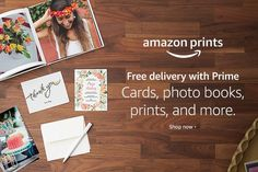 #AmazonPrints - Photo Printing As Easy As Using Amazon. $1000 of Amazon Gift Cards to be Won! #Giveaway #Sponsored