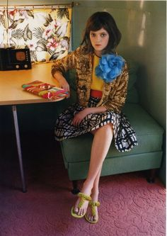 KATE SPADE BISBEE CAMPAIGN '06