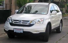honda crv my next car Crossover Suv, White Honda Crv, Used Suv, Cute Car Accessories, Cr V, Cute Cars, Bike, Cars