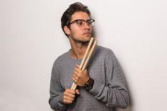 Drummer Ricky Quagliato