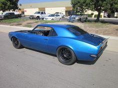 1968 CAMARO | JCG Restoration's Pro-touring 1968 Camaro | Engine Swap Depot