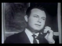 Jim Reeves singing his biggest hit 'He'll Have To Go'. The song reached #1 on the country and #2 on the pop charts in 1960. Songwriters were Joe & Audry Allison.    Lyric:  Put your sweet lips a little closer to the phone  Let's pretend that we're together all alone  I'll tell the man to turn the juke box way down low  And you can tell your frie...