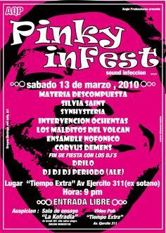 pinky fest 2010