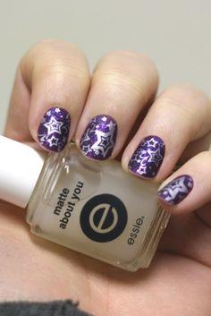 Silver Stars over Purple (Bundle Monster)