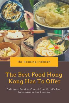 Hong Kong has some of the best restaurants and street food in the world. It is heaven for foodies. This travel guide will show you the best the city has to offer. Corned Beef Sandwich, Beef And Noodles, Irish Men, Chinese Restaurant, Eating Plans, Perfect Food, International Recipes, Foodie Travel, Food For Thought