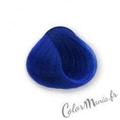 coloration de cheveux bleu lagon stargazer color mania httpwww - Coloration Permanente Bleu
