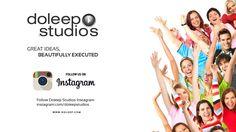 Follow Doleep Studios Instagram Account:  http://www.doleep.com #doleepstudios #Socialmedia