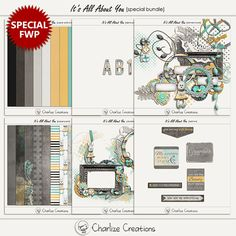 It's All About You Bundle With FWP