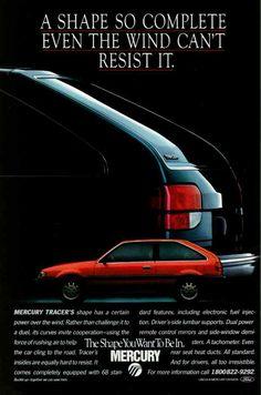 1988 Mercury Tracer