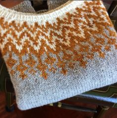 Ravelry: September House pattern by Kirsten Kapur