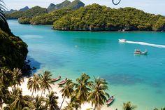 Koh Samui: Thailand's Naturally Erotic Island of Love