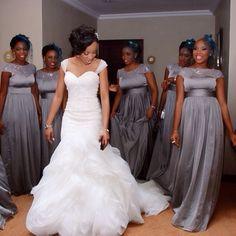 patterns for dresses on Pinterest  Nigerian Weddings, Ankara and ...
