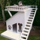 Outback Savannah Dog House by Precision Pet Products