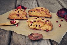 Cranberry Scones - Breakfast