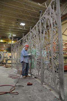 fabrication - polich tallix - fine art foundrypolich tallix - fine art foundry