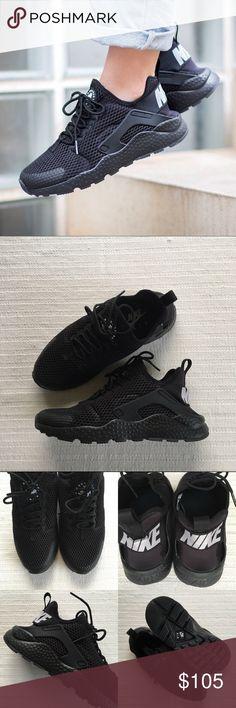 Nike Huarache Sneakers/All Black - Women's Size 6.5 EUC