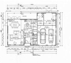 Plattegrond schuurwoning google zoeken plattegrond for Kostprijs huis bouwen zonder grond