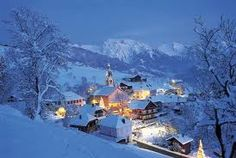 snowy towns - Google Search Village Photos, Christmas Town, Stay At Home Mom, Mount Everest, Image Search, Snow, France, Mountains, Architecture