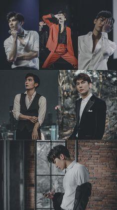 Asian Actors, Korean Actors, Cute Gay Couples, Thai Drama, Aaron Yan, The Moon Is Beautiful, Vkook Fanart, Boys Wallpaper, Cute Guys