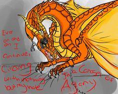 Scarlet Sketch by TheLittleWaterDragon.deviantart.com on @DeviantArt