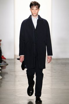 Patrik Ervell Fall 2014 Menswear Collection Slideshow on Style.com