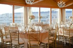 Wedding at Edgewater - design/rentals from Grand Event Rentals http://www.grandeventrentalswa.com/