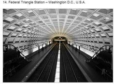 鉄道は旅行者にとって単なる移動手段ではない。列車や駅を訪れること自体が旅行の楽しみでもある。 アメリカの旅行サイトが選ぶ世界の美しい地下鉄の駅15選が発表された …