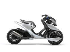 Yamaha aposta em triciclos como futuro da mobilidade